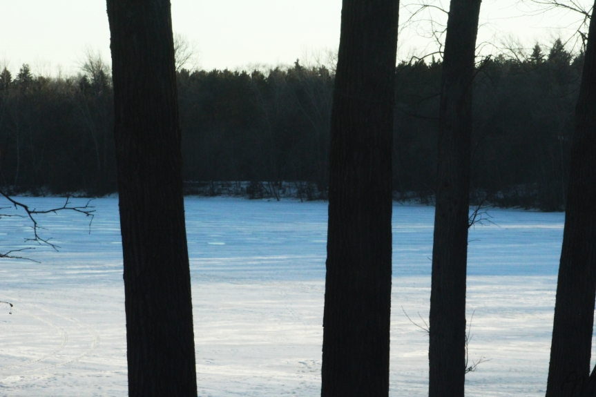 Photography Friday: A Frozen Lake