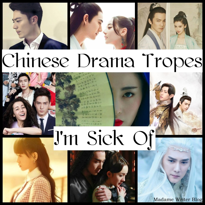 Chinese Drama Tropes I'm Sick Of