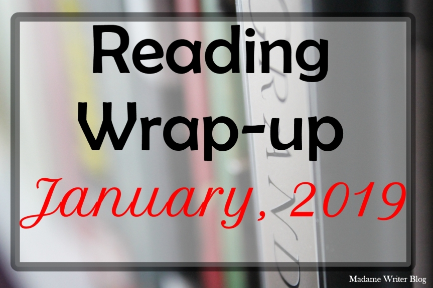 Reading Wrap-up: January, 2019