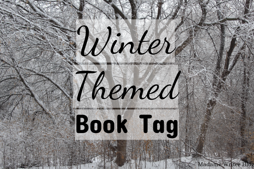 Winter Themed Book Tag