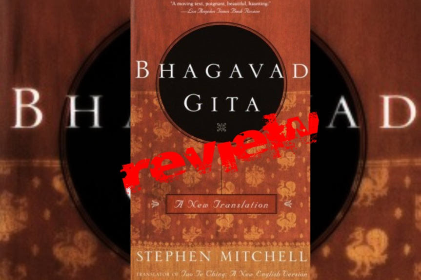 Book Review: The Bhagavad Gita