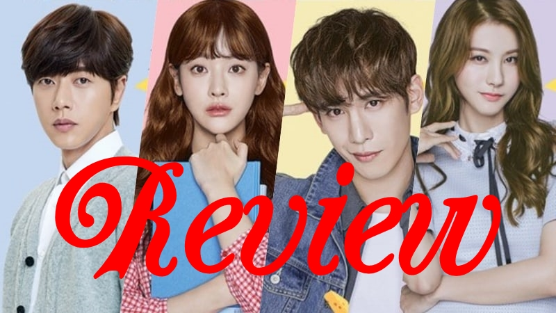 Korean Movie Review: Cheese in the Trap (the movie)