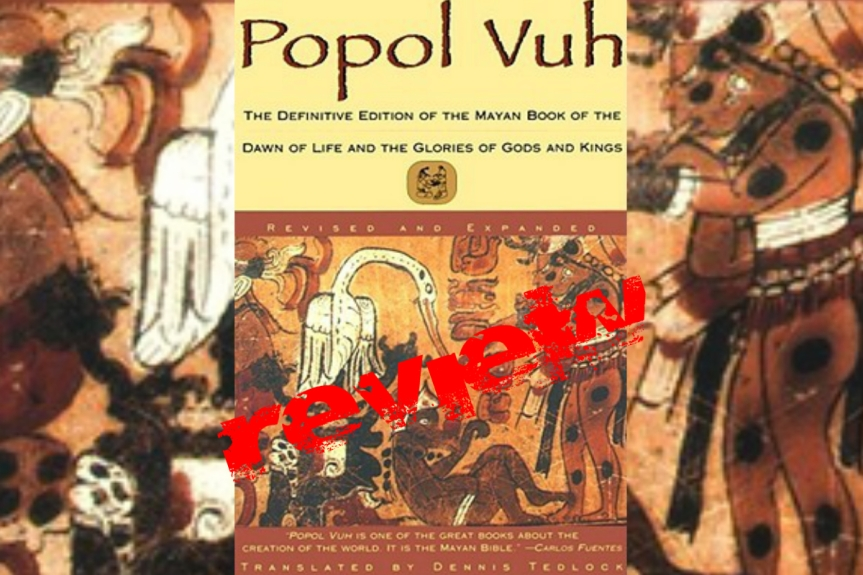 Book Review: Popol Vuh
