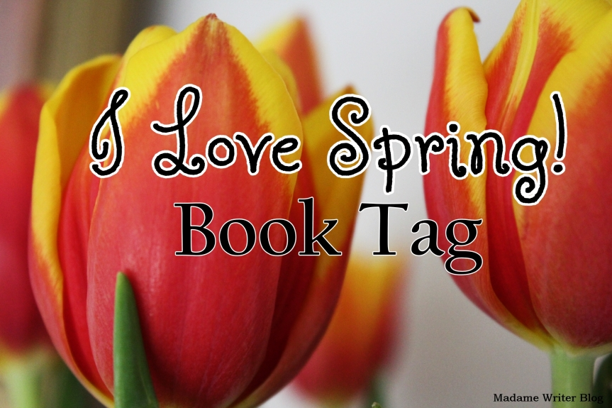 I Love Spring Book Tag