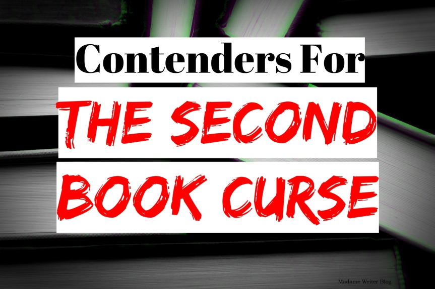 Contenders for the Second Book Curse