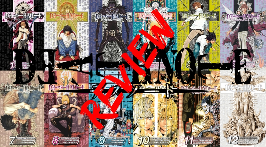 Manga Series Review: Death Note