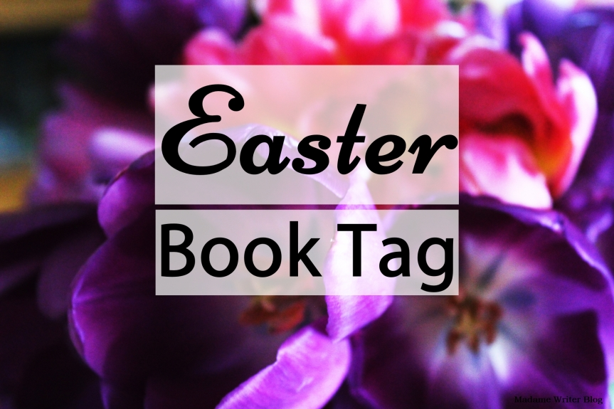 Easter Book Tag