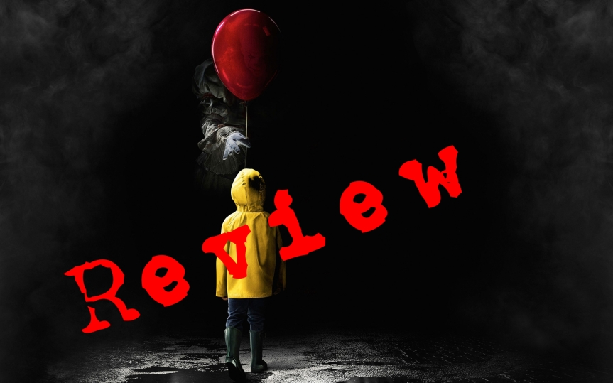 Movie Review: It(2017)