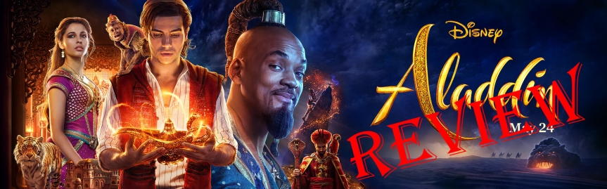I Finally Watched The New Aladdin Movie