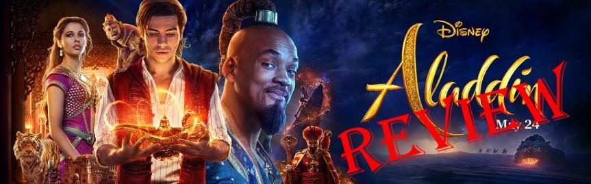 I Finally Watched The New AladdinMovie