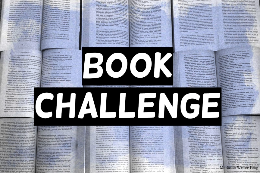 The Book Blogger Memory Challenge