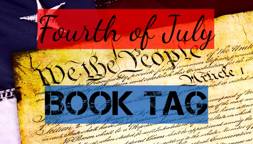 Fourth of July Book Tag