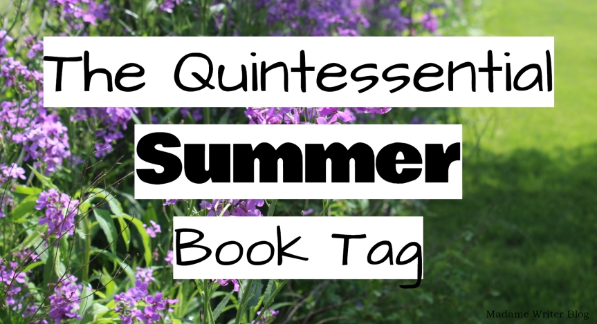 The Quintessential Summer Book Tag