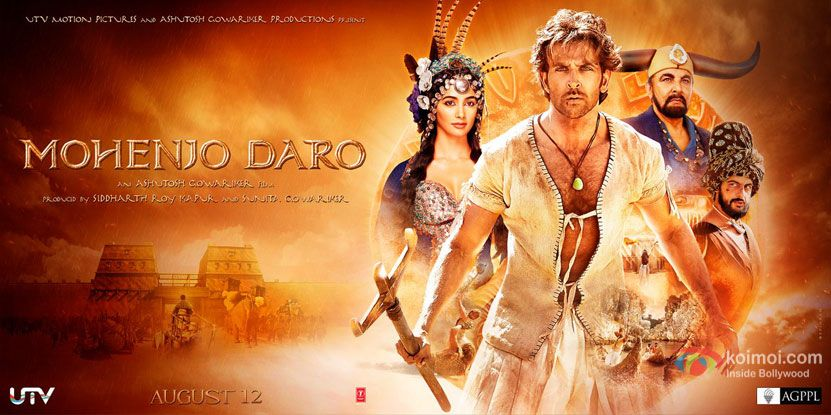 Bollywood Review: Mohenjo Daro