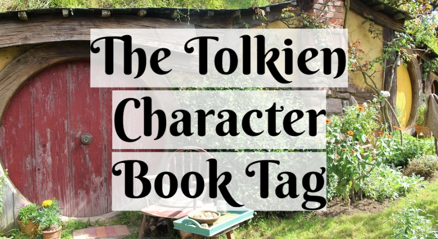 The Tolkien Character Book Tag