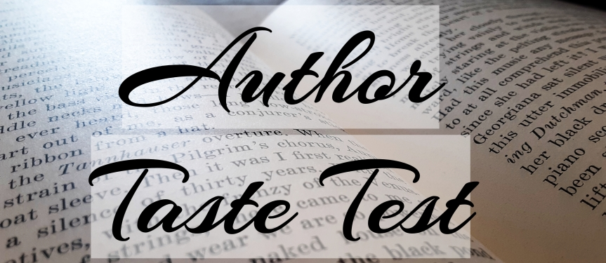 Author Taste Test: Danielle Steel